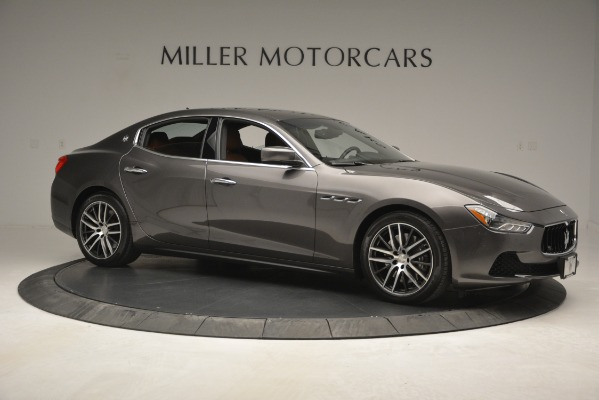 Used 2015 Maserati Ghibli S Q4 for sale Sold at Aston Martin of Greenwich in Greenwich CT 06830 11