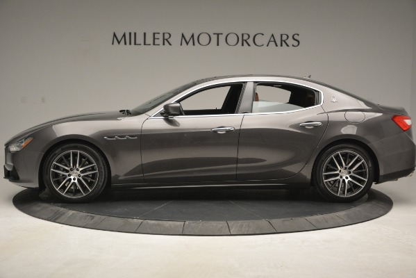 Used 2015 Maserati Ghibli S Q4 for sale Sold at Aston Martin of Greenwich in Greenwich CT 06830 3