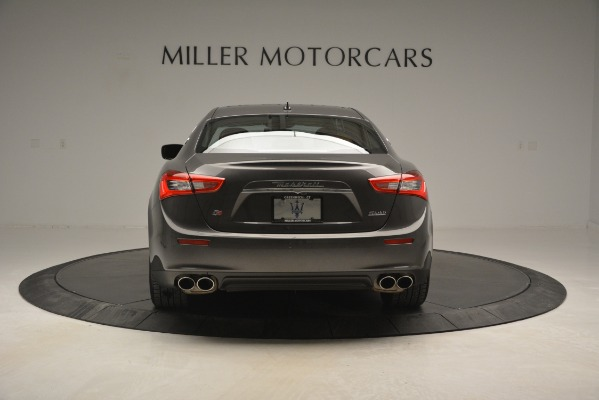 Used 2015 Maserati Ghibli S Q4 for sale Sold at Aston Martin of Greenwich in Greenwich CT 06830 7