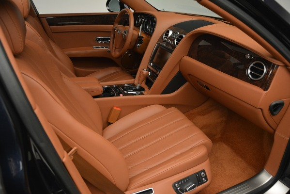 Used 2016 Bentley Flying Spur W12 for sale Sold at Aston Martin of Greenwich in Greenwich CT 06830 27
