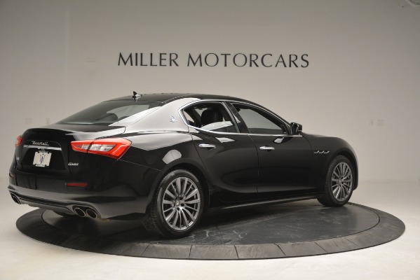 Used 2018 Maserati Ghibli S Q4 for sale Sold at Aston Martin of Greenwich in Greenwich CT 06830 10