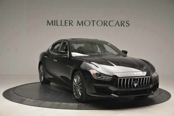 Used 2018 Maserati Ghibli S Q4 for sale Sold at Aston Martin of Greenwich in Greenwich CT 06830 15