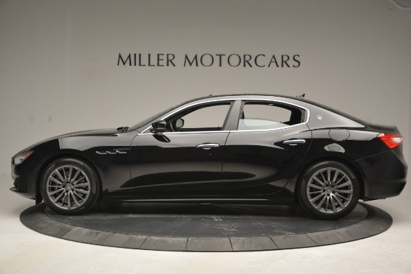Used 2018 Maserati Ghibli S Q4 for sale Sold at Aston Martin of Greenwich in Greenwich CT 06830 4