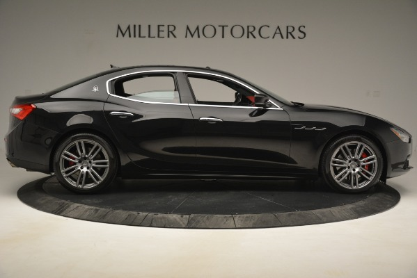 Used 2016 Maserati Ghibli S Q4 for sale Sold at Aston Martin of Greenwich in Greenwich CT 06830 11