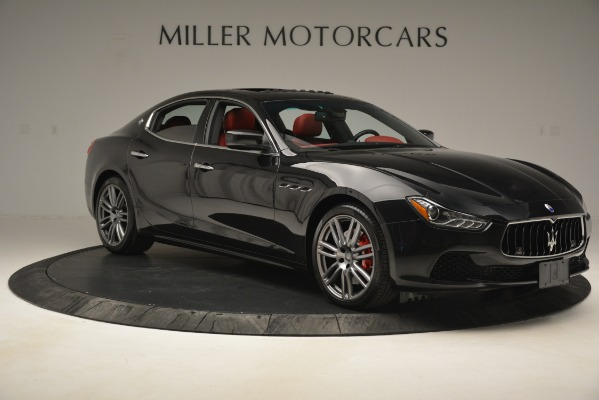 Used 2016 Maserati Ghibli S Q4 for sale Sold at Aston Martin of Greenwich in Greenwich CT 06830 13