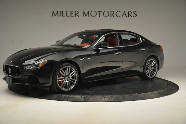 Used 2016 Maserati Ghibli S Q4 for sale Sold at Aston Martin of Greenwich in Greenwich CT 06830 2