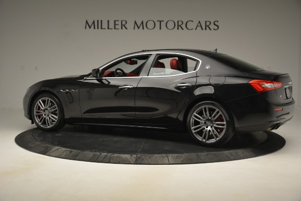 Used 2016 Maserati Ghibli S Q4 for sale Sold at Aston Martin of Greenwich in Greenwich CT 06830 5