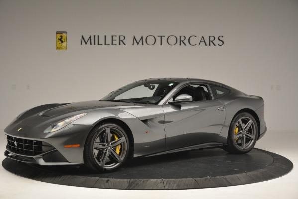 Used 2016 Ferrari F12 Berlinetta for sale Sold at Aston Martin of Greenwich in Greenwich CT 06830 2