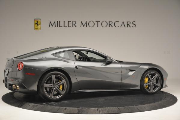 Used 2016 Ferrari F12 Berlinetta for sale Sold at Aston Martin of Greenwich in Greenwich CT 06830 8