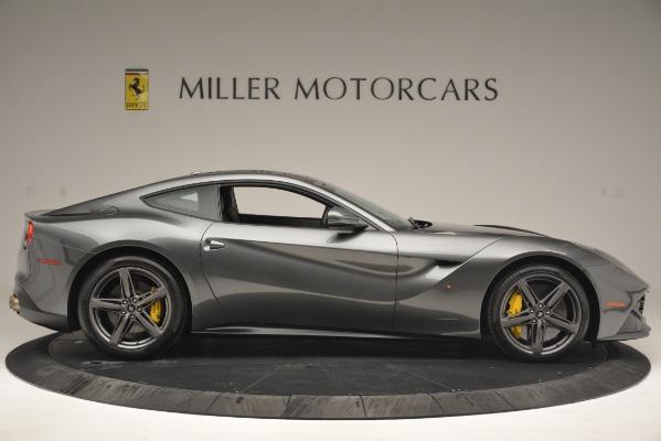 Used 2016 Ferrari F12 Berlinetta for sale Sold at Aston Martin of Greenwich in Greenwich CT 06830 9