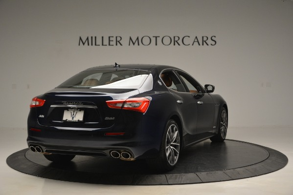 New 2019 Maserati Ghibli S Q4 GranSport for sale Sold at Aston Martin of Greenwich in Greenwich CT 06830 10