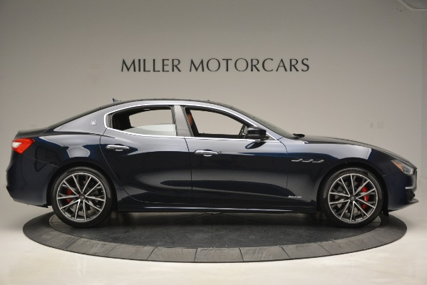 New 2019 Maserati Ghibli S Q4 GranSport for sale Sold at Aston Martin of Greenwich in Greenwich CT 06830 13