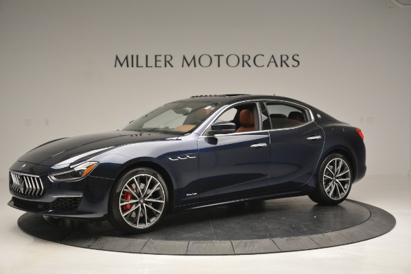 New 2019 Maserati Ghibli S Q4 GranSport for sale Sold at Aston Martin of Greenwich in Greenwich CT 06830 2