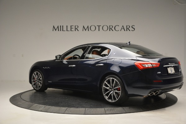 New 2019 Maserati Ghibli S Q4 GranSport for sale Sold at Aston Martin of Greenwich in Greenwich CT 06830 6