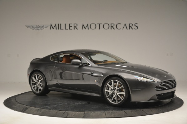 Used 2012 Aston Martin V8 Vantage S Coupe for sale Sold at Aston Martin of Greenwich in Greenwich CT 06830 10