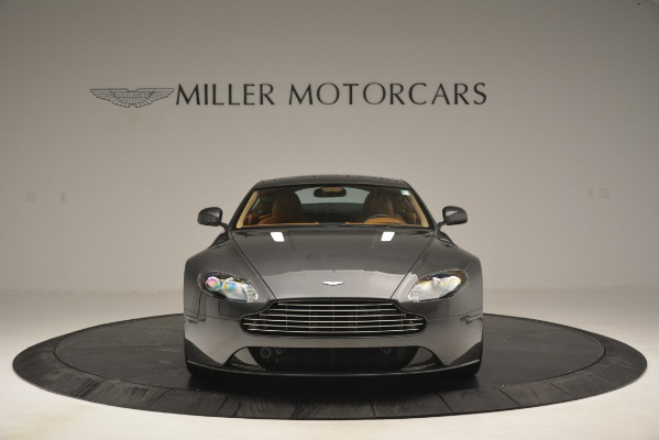 Used 2012 Aston Martin V8 Vantage S Coupe for sale Sold at Aston Martin of Greenwich in Greenwich CT 06830 12