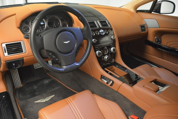 Used 2012 Aston Martin V8 Vantage S Coupe for sale Sold at Aston Martin of Greenwich in Greenwich CT 06830 14