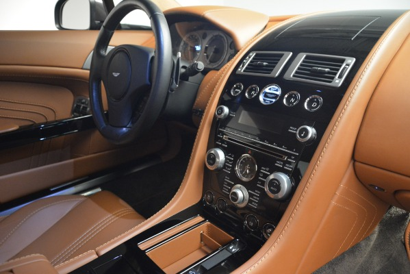 Used 2012 Aston Martin V8 Vantage S Coupe for sale Sold at Aston Martin of Greenwich in Greenwich CT 06830 17