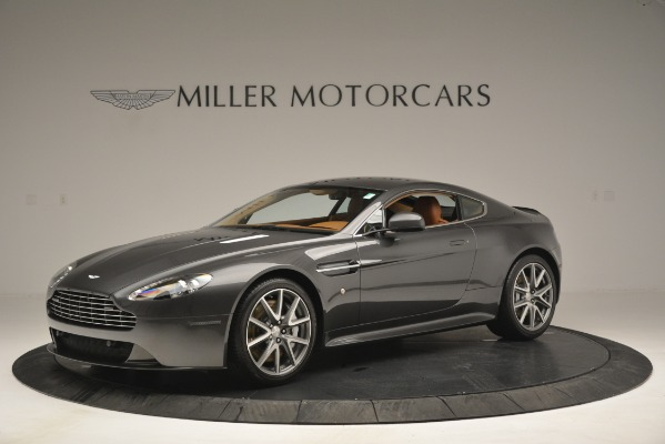 Used 2012 Aston Martin V8 Vantage S Coupe for sale Sold at Aston Martin of Greenwich in Greenwich CT 06830 2