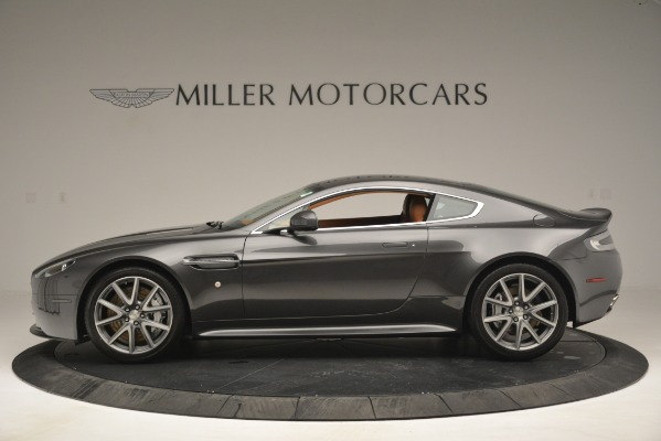 Used 2012 Aston Martin V8 Vantage S Coupe for sale Sold at Aston Martin of Greenwich in Greenwich CT 06830 3