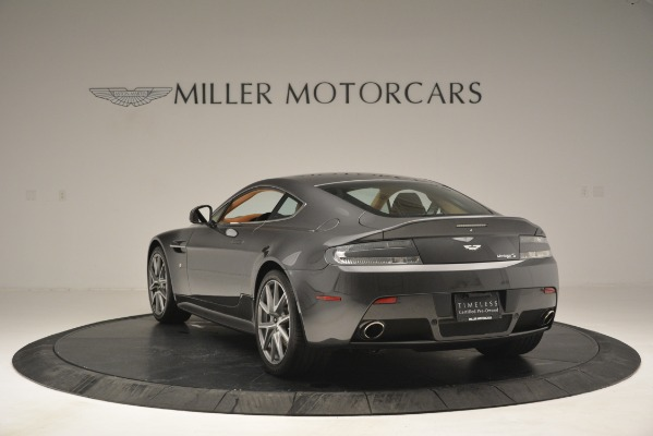 Used 2012 Aston Martin V8 Vantage S Coupe for sale Sold at Aston Martin of Greenwich in Greenwich CT 06830 5