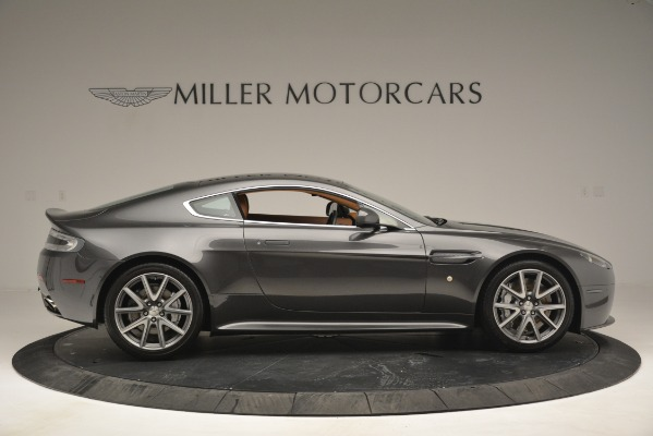 Used 2012 Aston Martin V8 Vantage S Coupe for sale Sold at Aston Martin of Greenwich in Greenwich CT 06830 9