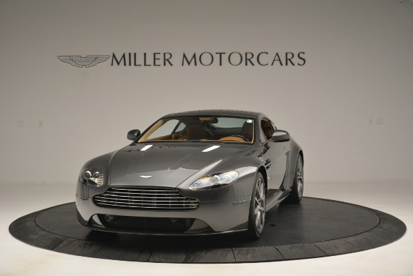 Used 2012 Aston Martin V8 Vantage S Coupe for sale Sold at Aston Martin of Greenwich in Greenwich CT 06830 1