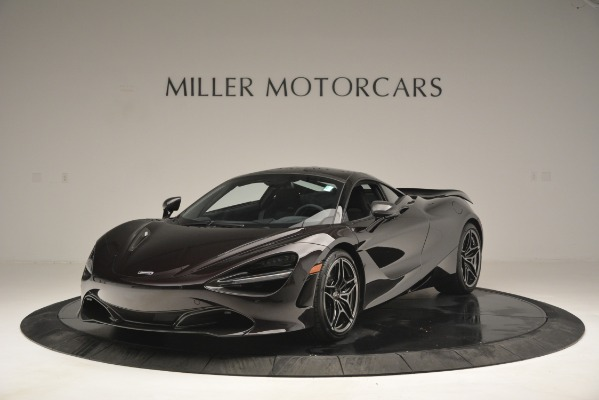 Used 2018 McLaren 720S Coupe for sale Sold at Aston Martin of Greenwich in Greenwich CT 06830 2