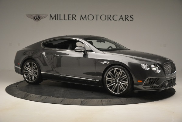 Used 2016 Bentley Continental GT Speed for sale Sold at Aston Martin of Greenwich in Greenwich CT 06830 10