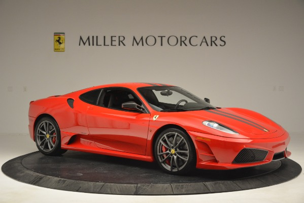 Used 2008 Ferrari F430 Scuderia for sale Sold at Aston Martin of Greenwich in Greenwich CT 06830 10
