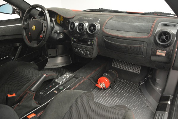 Used 2008 Ferrari F430 Scuderia for sale Sold at Aston Martin of Greenwich in Greenwich CT 06830 17