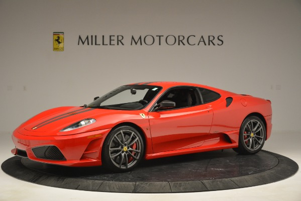 Used 2008 Ferrari F430 Scuderia for sale Sold at Aston Martin of Greenwich in Greenwich CT 06830 2