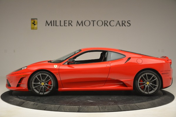 Used 2008 Ferrari F430 Scuderia for sale Sold at Aston Martin of Greenwich in Greenwich CT 06830 3