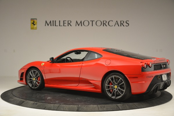 Used 2008 Ferrari F430 Scuderia for sale Sold at Aston Martin of Greenwich in Greenwich CT 06830 4