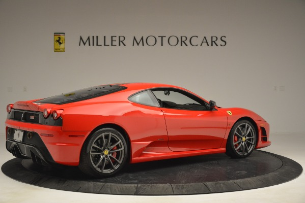 Used 2008 Ferrari F430 Scuderia for sale Sold at Aston Martin of Greenwich in Greenwich CT 06830 8