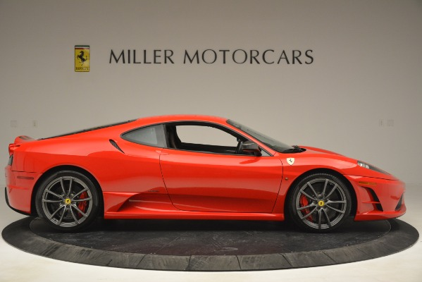 Used 2008 Ferrari F430 Scuderia for sale Sold at Aston Martin of Greenwich in Greenwich CT 06830 9