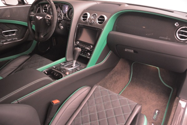 Used 2015 Bentley Continental GT GT3-R for sale Sold at Aston Martin of Greenwich in Greenwich CT 06830 26