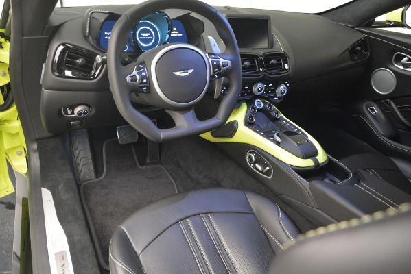 Used 2019 Aston Martin Vantage for sale Sold at Aston Martin of Greenwich in Greenwich CT 06830 15
