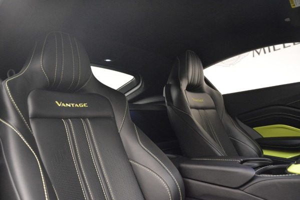 Used 2019 Aston Martin Vantage for sale Sold at Aston Martin of Greenwich in Greenwich CT 06830 17