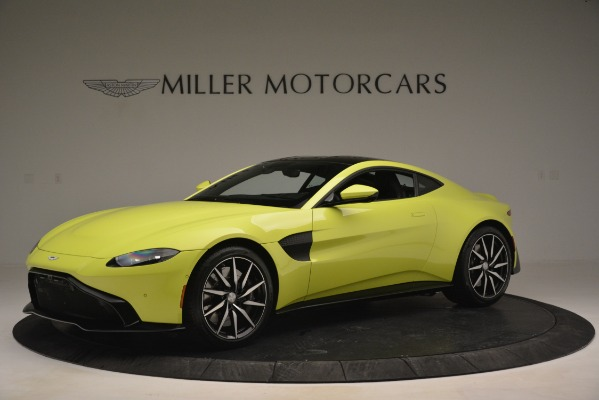 Used 2019 Aston Martin Vantage for sale Sold at Aston Martin of Greenwich in Greenwich CT 06830 2