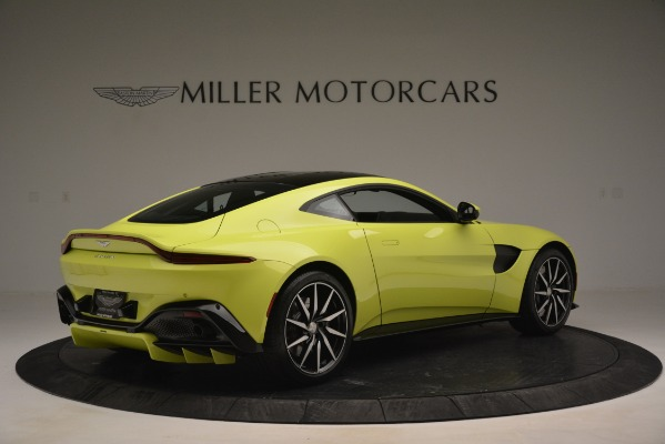 Used 2019 Aston Martin Vantage for sale Sold at Aston Martin of Greenwich in Greenwich CT 06830 8