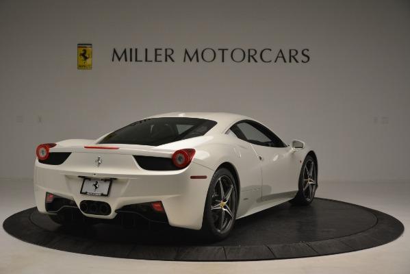 Used 2014 Ferrari 458 Italia for sale Sold at Aston Martin of Greenwich in Greenwich CT 06830 7