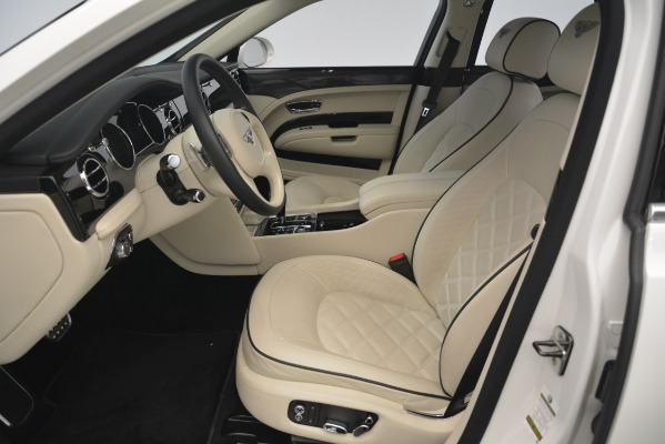 Used 2016 Bentley Mulsanne Speed for sale Sold at Aston Martin of Greenwich in Greenwich CT 06830 18