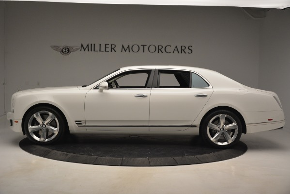 Used 2016 Bentley Mulsanne Speed for sale Sold at Aston Martin of Greenwich in Greenwich CT 06830 3