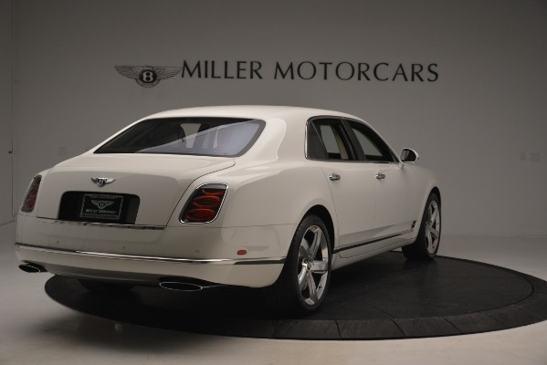 Used 2016 Bentley Mulsanne Speed for sale Sold at Aston Martin of Greenwich in Greenwich CT 06830 7