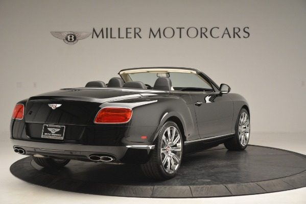 Used 2014 Bentley Continental GT V8 for sale Sold at Aston Martin of Greenwich in Greenwich CT 06830 7