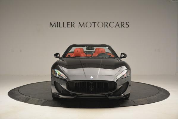 Used 2015 Maserati GranTurismo Sport for sale Sold at Aston Martin of Greenwich in Greenwich CT 06830 12