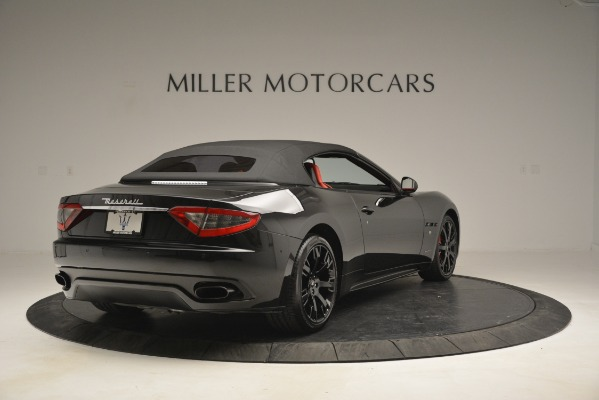 Used 2015 Maserati GranTurismo Sport for sale Sold at Aston Martin of Greenwich in Greenwich CT 06830 19
