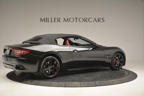 Used 2015 Maserati GranTurismo Sport for sale Sold at Aston Martin of Greenwich in Greenwich CT 06830 20
