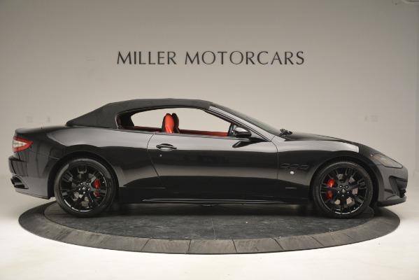 Used 2015 Maserati GranTurismo Sport for sale Sold at Aston Martin of Greenwich in Greenwich CT 06830 21